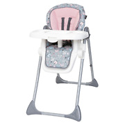 High Chair Baby Trend Right Sit Sit-right Adjustable 3-in-1 Flutterbye