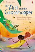 The Ant And The Grasshopper First Reading Level 3 1 By Susanna Davidson Book