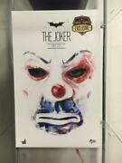 Hot Toys The Dark Knight The Joker Bank Robber 2.0 Mms249 1/6 Figure Rare Used