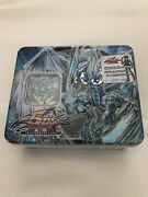 Yu-gi-oh Stardust Dragon Collectible Tin 2008 1st Wave 5ds, Factory Sealed