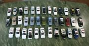 Lot Of 38 143 Scale Road Champs State Police Cars Display Only