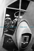 F002404 Bombardier Of A German Bomber Heinkel He 111 At The Bomb Sight. 1940