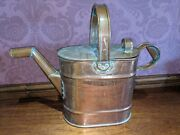 Top Quality Antique Copper Conservatory Watering Can