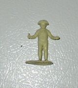 Marx 1950s Rin Tin Tin Fort Apache 60mm Corporal Rusty Missing Rifle