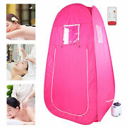 Portable Steam Sauna Tent Spa Slimming Loss Weight Body Detox Therapy Machine Ce
