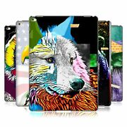 Official Michel Keck Animal Collage Hard Back Case For Apple Ipad