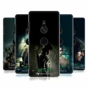 Official Arrow Tv Series Posters Hard Back Case For Sony Phones 1