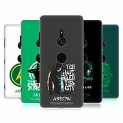 Official Arrow Tv Series Graphics Hard Back Case For Sony Phones 1