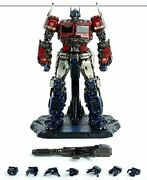 3a Transformers Bumblebee Optimus Prime Deluxe Scale Collectible Figure