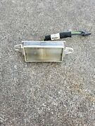 1977-1979 Lincoln Mark V Front Marker And Assembly Lh D2lb-15a205-a