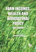 Farm Incomes, Wealth And Agricultural Policy F, Hill-.