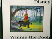 World Limited 9500 Disney Sericell Pooh And The Storm With Frame Guarantee