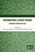 Engendering Climate Change Hardcover Book Free Shipping