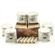 Toyota Land Cruiser Fj40 2f 1975 – 1984 Piston Assy With Pin 6 Cylinders St...
