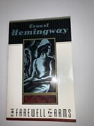A Farewell To Arms By Ernest Hemingway First Scribner Paperback Fiction Edition