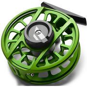 New Orvis Hydros Iii Fly Reel Matte Green For 5, 6, Or 7 Weight Rod Free Us Ship