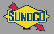 Miller Engineering 55015 O Sunoco Double-sided Rotating Sign