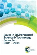 Issues In Environmental Science And Technology Chemistry-.