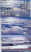 Airline Issue Postcard China Eastern Airlines Set Of 10