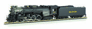 Bachmann 52401 Ho Nickel Plate 2-8-4 Berkshire Steam Loco And Tender W/sound And Dcc