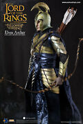 Asmus Toys 1/6th Lord Of The Rings Elven Archer Action Figure Lotr027a Collect