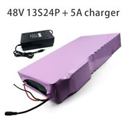 With 5a Charger 84ah 48v Battery E-bike Electric Bicycle Li-ion Customizable
