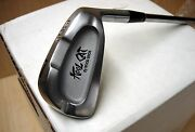 = Nos 1994 Wood Bros Kool Cat Forged 3-pw Dynalite Steel Rh-s