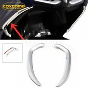 Vertical Vent Trim Accessories Motorcycle For Honda Goldwing 1800 Gl1800 18-21