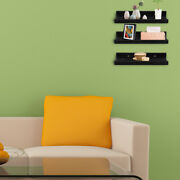Floating Shelf Hanging Wall Shelves Decoration Perfect Book Display Photo Frames