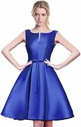 Ld Dress Womenand039s Bridesmaid A-line Evening Gown Party Dress