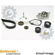 New Water Pump Timing Belt Set For Renault Vauxhall Opel Nissan F4r Contitech
