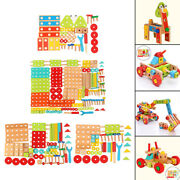 3d Building Block Diy Learning Educational Construction Puzzles Fun Game