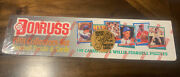 Donruss 1991 Collectors Set Baseball 2 Hof Puzzles And 792 Cards Factory Sealed