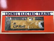 1989 Lionel 6-19705 Cp Rail Extended Vision Caboose Standard O L3306