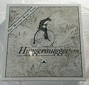 Huggermugger Mystery Word Board Game [new And Sealed] Golden