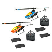 4 Channel Rc Helicopter Remote Control Drone Aircraft Flying Toys Kid Gifts