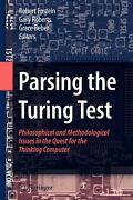 Parsing The Turing Test Philosophical And Methodological Issues In The Quest Fo