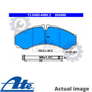 New Disc Brake Pads Set For Iveco Renault Trucks 8140 97 2781 8140 23 Ate