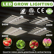 800w 640w Samsung Led Grow Light Indoor Plants Hydroponic Vertical Farms Full