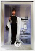 Audrey Hepburn Barbie Doll Holly Golightly Breakfast At Tiffanys Collectors Gift
