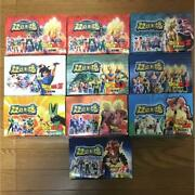 Dragon Ball Figure Super Modeling Soul 10 Box From Japan Free Shipping