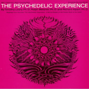 Leary,timothy-the Psychedelic Experience Readings From The Book Cd New