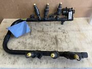 Svl Fuel Rails And Injectors Harness Bosch 0280160233 Used