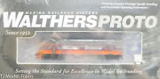 Walthers Proto Ho 920-49501 Emd Fp7 And F7b Loco Milwaukee Road 95a And 95bnew