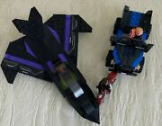 Lego Marvel Super Heroes Black Panther Pursuit 76047 Pre Owned Ages 7-14