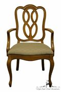 Thomasville Furniture French Court Collection Dining Arm Chair