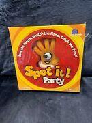 Spot It Amazing Family Party Board Card Game Ages 10+ Brand New Sealed