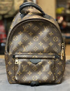 Louis Vuitton M44871 Palm Springs Pm Monogram Backpack / Pre-owned