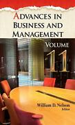 Advances In Business And Management Volume 11 By William D. Nelson English Hard