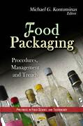 Food Packaging Procedures Management And Trends English Hardcover Book Free Sh
